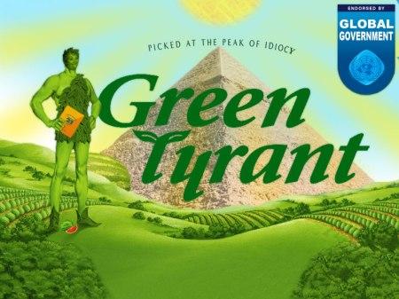green tyrant 2