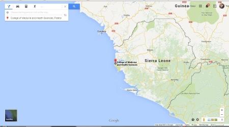 Keshe - Sierra Leone Ebola 1